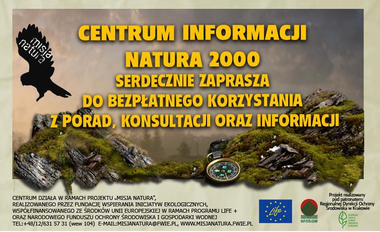Centrum Informacji Natura 2000 zaprasza do korzystania z bezp�atnych konsultacji