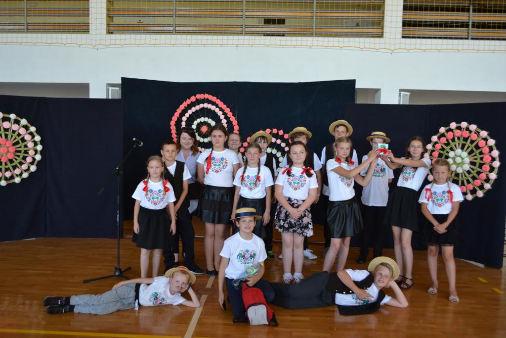 I Przygraniczny Konkurs Ta�ca Folkowego