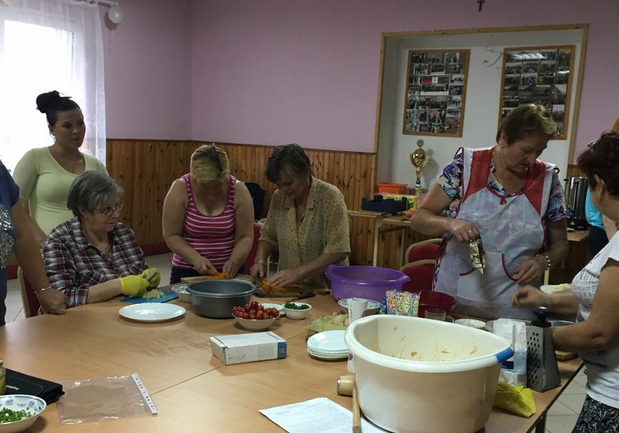 Warsztaty kulinarne w Jelnicy