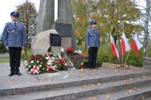 Uroczystości upamiętniające Bohaterów II wojny światowej