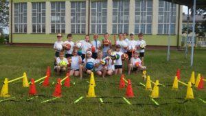 Projekt Junior Sport w Szkole Podstawowej w Misiach