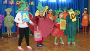 Prozdrowotna aktywność przedszkolaków z Tłuśćca